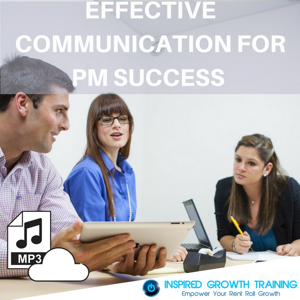 Effective Communication - For PM Success - MP3