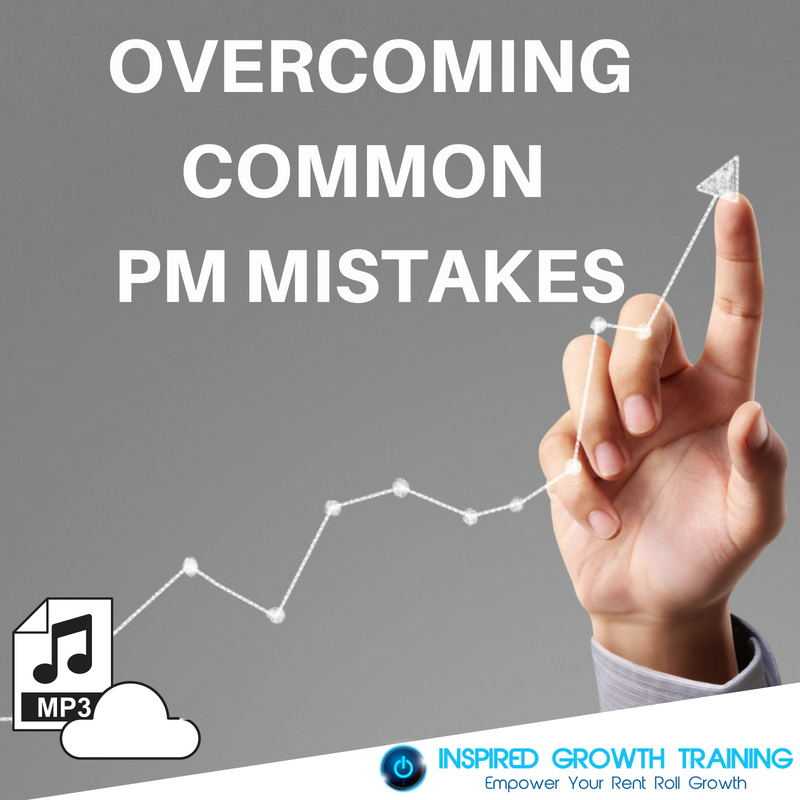 Overcoming Common Mistakes - How to Use Them for Success - MP3