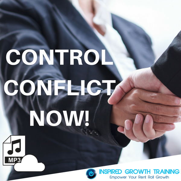 Control Conflict Now! - MP3
