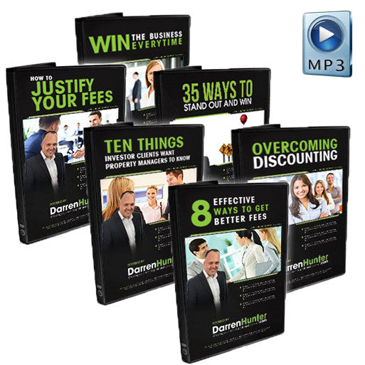 The PM Growth & Profit Audio MP3 Pack