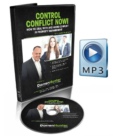 Control Conflict Now! - CD