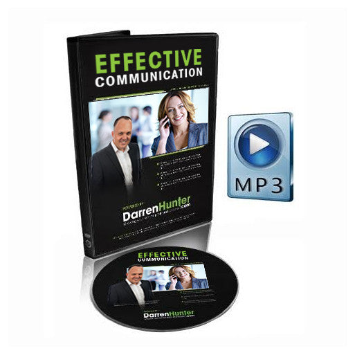 Effective Communication - For PM Success - CD