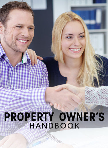 WA Version - Property Owner's Handbook - A Powerful Point of Difference!