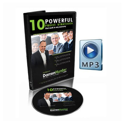 10 Powerful Profit Strategies - CD