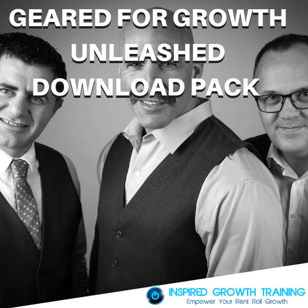 Geared for Growth Unleashed - Download Pack