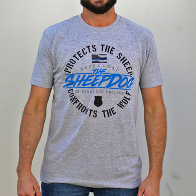 The Sheepdog - heather grey