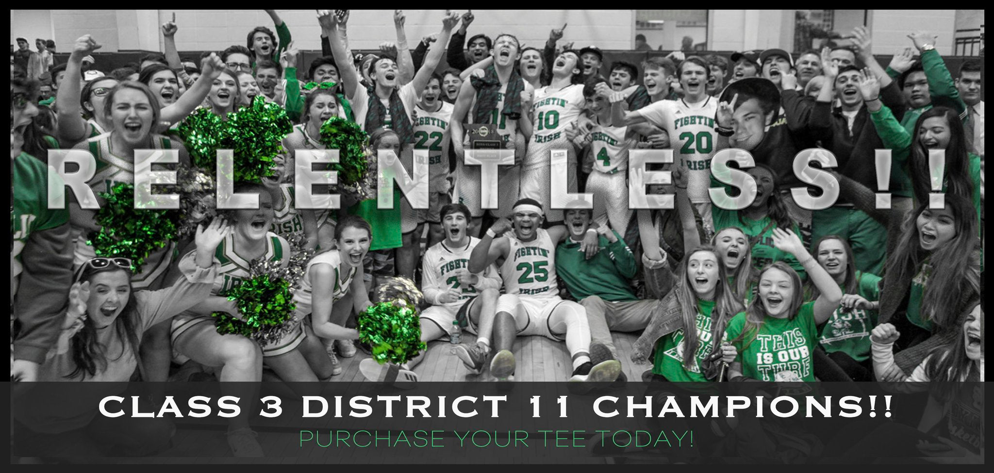 SPRINGFIELD CATHOLIC DISTRICT BASKETBALL CHAMPS