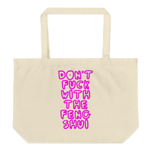 Load image into Gallery viewer, Large MaOD/DFWTFS organic tote bag