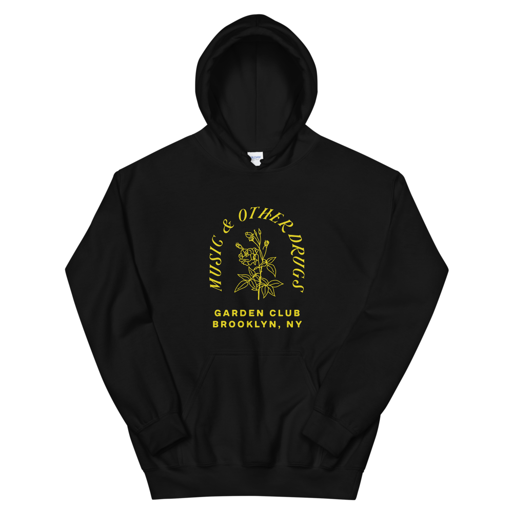 MaOD Garden Club Hoodie (3 colors available)