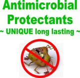 Antimicrobial Protectants - UNIQUE Long Lasting