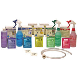 Stearns GS 5-Point Green Cleaning LARGE Starter Kit - 130 Gallons