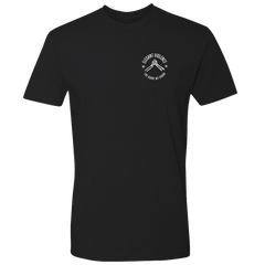 Bond We Share Icon Premium Tee (Black) - Elegant Violence Rugby Lifestyle