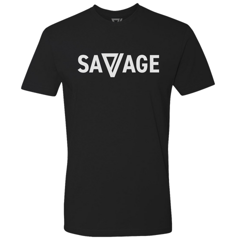 Savage Premium Tee (Black)