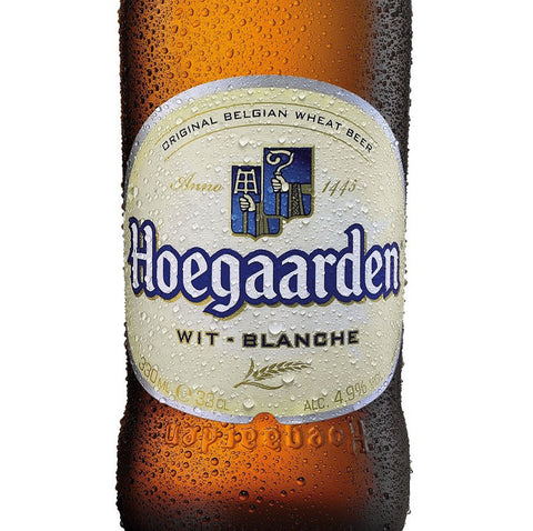 HOEGAARDEN WIT-BLANCHE ORIGINAL 330ML