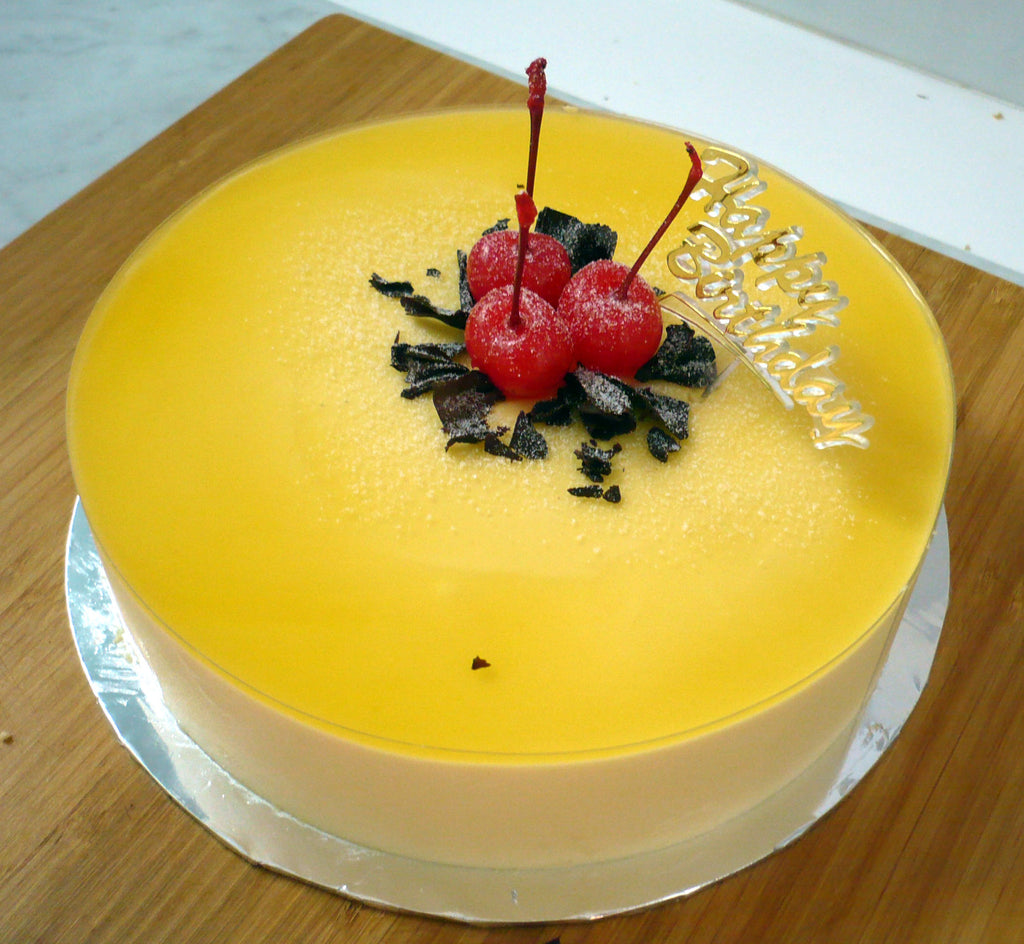 Mango Heaven (Full Cake)