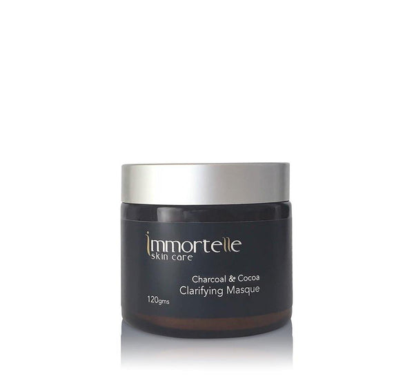 Charcoal & Cocoa Masque