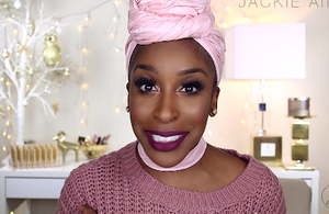 Jackie Aina X Aso Dara Collaboration Reveal!