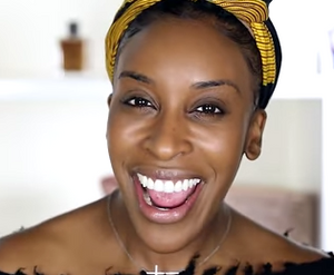 Nontouring? Fake Nose Contouring with Jackie Aina!