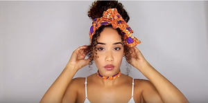 Easy curly natural hairstyles