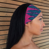 Amai Headband -  Accessories > African headband > Multicolor headband > Ankara > Handmade custom > Colorful headband > Headband for girls > Headband for women > African print headband >Ankara headband - Aṣọ Dára