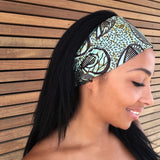 Nosizwe Headband -  Accessories > African headband > Multicolor headband > Ankara > Handmade custom > Colorful headband > Headband for girls > Headband for women > African print headband >Ankara headband - Aṣọ Dára
