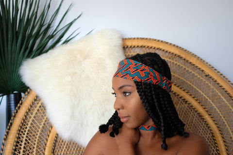 Jaiye Headband -  Accessories - Aṣọ Dára