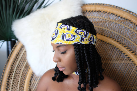 Bolade Headband -  Accessories - Aṣọ Dára