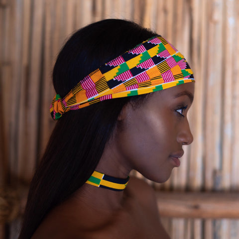 Rayo (Remix) Choker -  Accessories - Aṣọ Dára