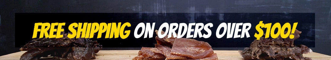Hand Crafted Beef Jerky