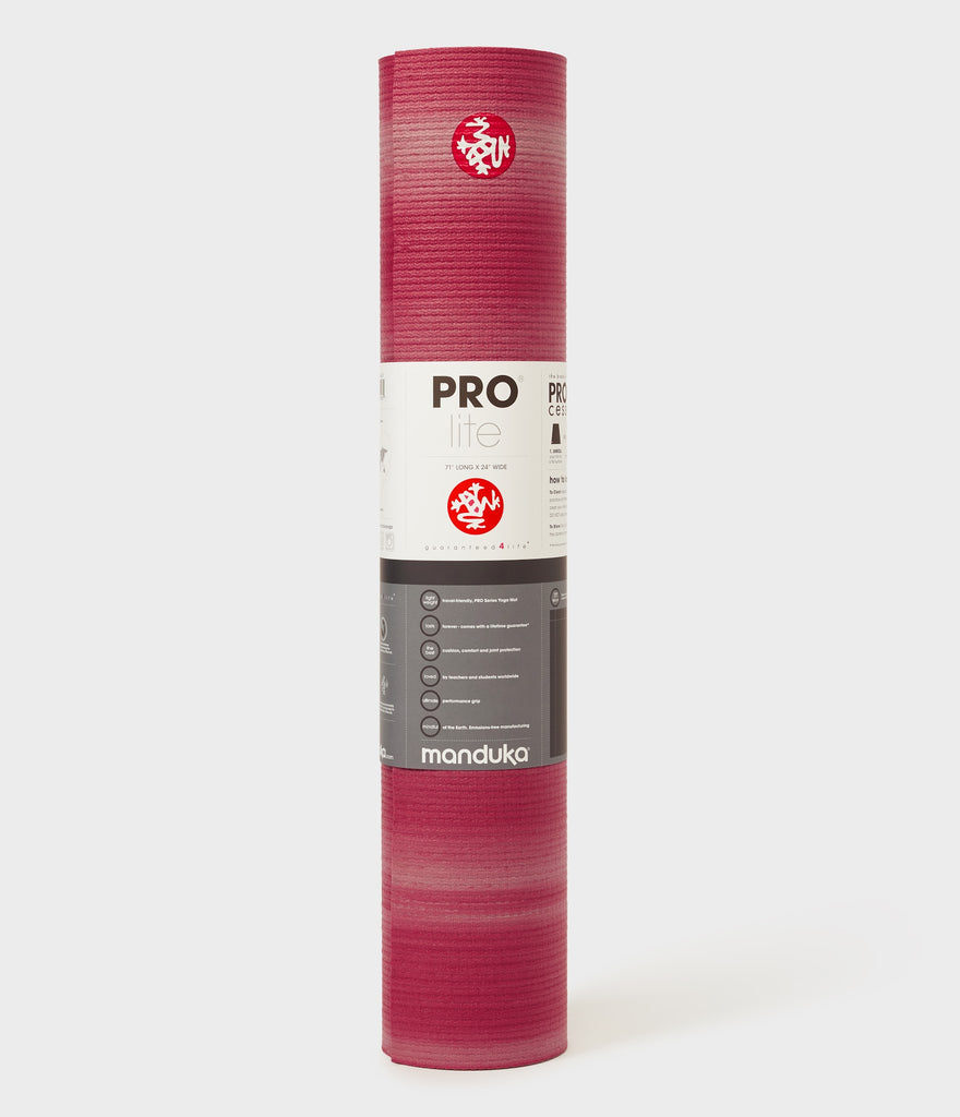 Manduka Prolite® yoga mat 4.7mm (Limited - Color Fields) - Maka CF