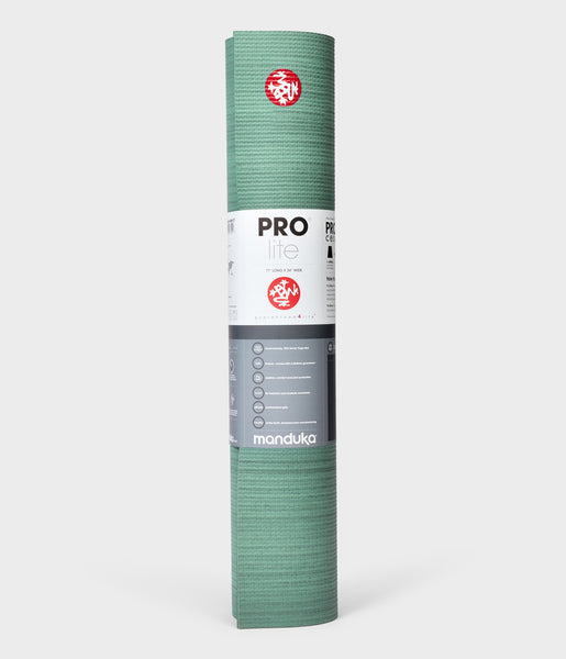 Manduka Prolite® yoga mat 4.7mm (Limited - Color Fields) - Green Ash CF