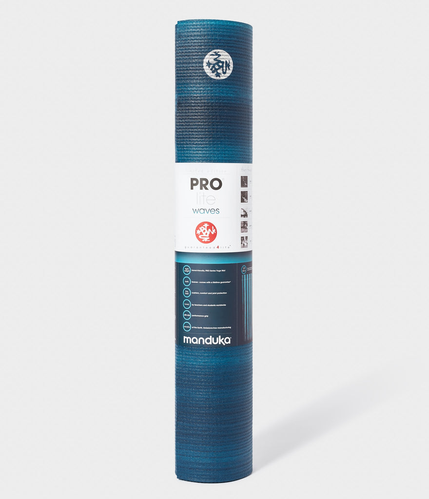 Manduka Prolite® yoga mat 4.7mm (Limited - Color Fields) - Waves