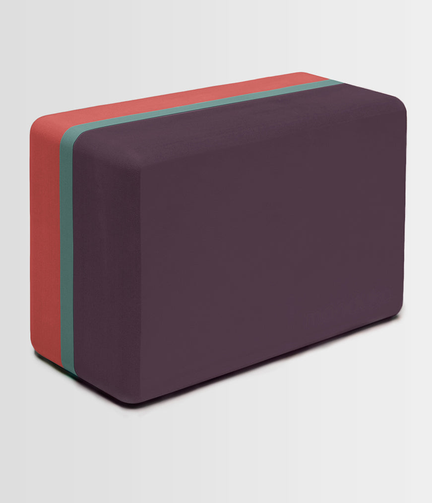 Manduka Recycled Foam Yoga Block (Limited Edition) - Indulge