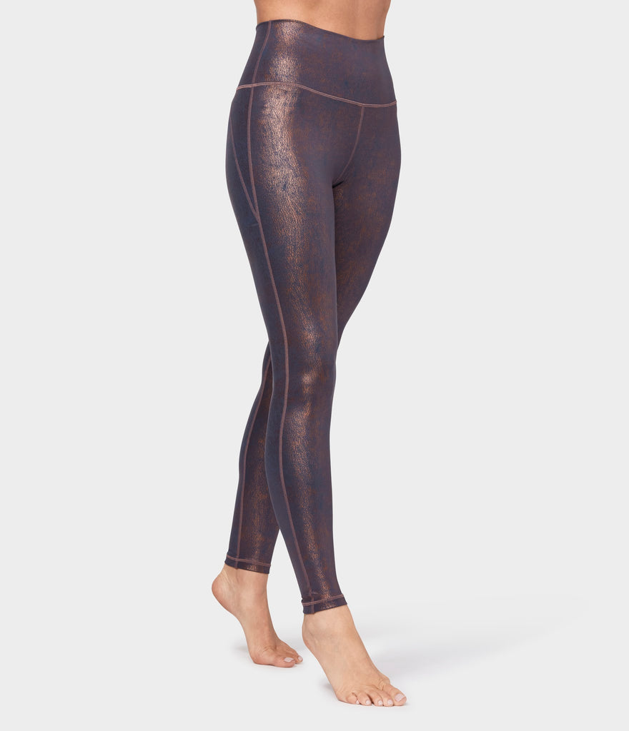 Manduka Apparel - Women's Essential High Line - Copper