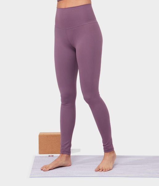 Manduka Apparel - Women's Essence Legging - Amethyst Violet