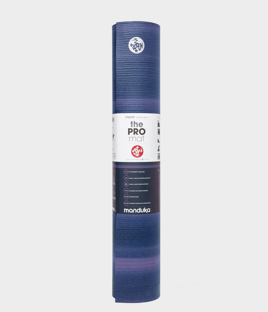 Manduka PRO® Yoga Mat 6mm (Limited - Color Fields) - Mechi