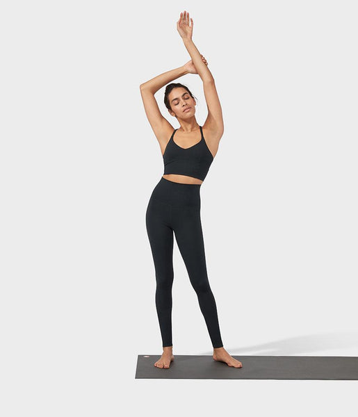Manduka Apparel - Women's Foundation Legging - Black
