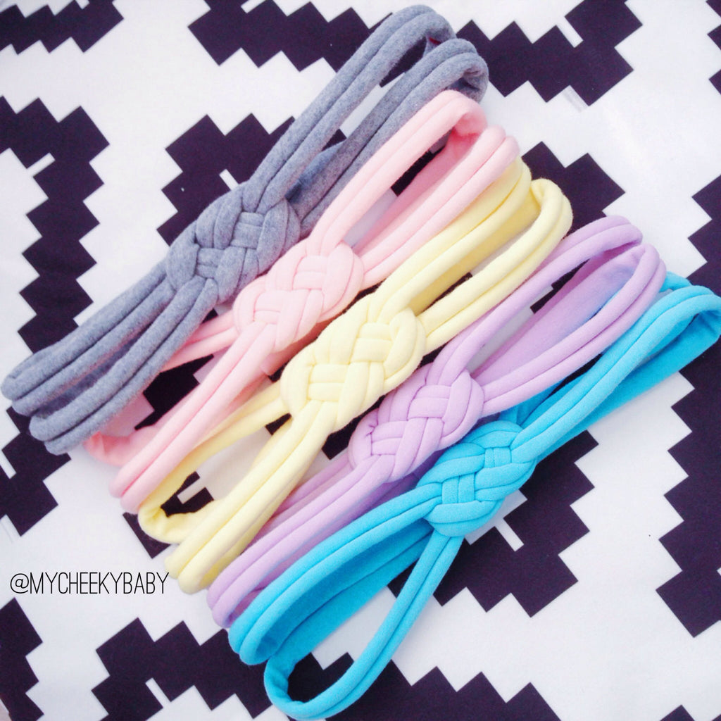 Pick ONE Sailor Knot Turban Headband