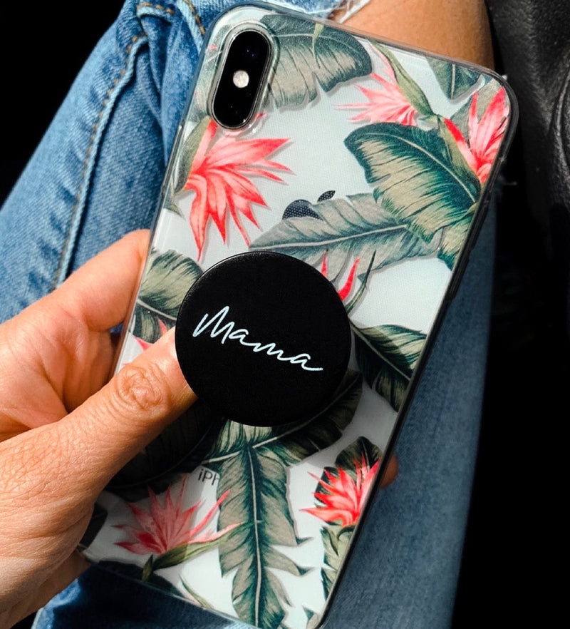 Mama - Pop Socket Collapsible Phone Grip and Stand