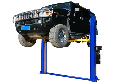 10000 Lb Car Lift >> Apluslift Hw 10kbp 10000lb 2 Post Heavy Duty Floor Plate Car Lift