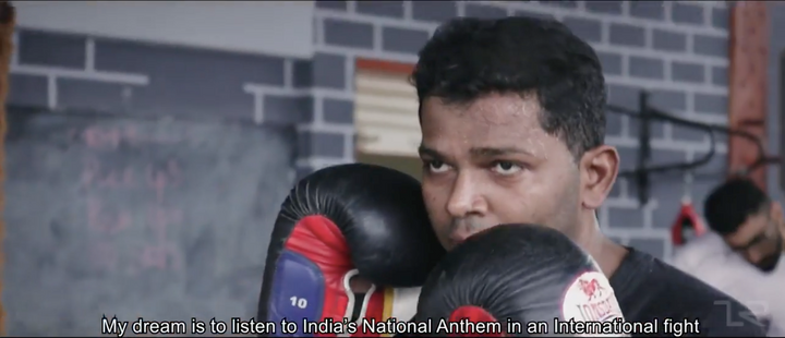 Not A Fable : Story About Girish R. Gowda's Fight With Cancer And His Journey To Indian Kickboxing Glory