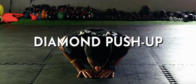 Workout Ep.3 - Variations of Push-up