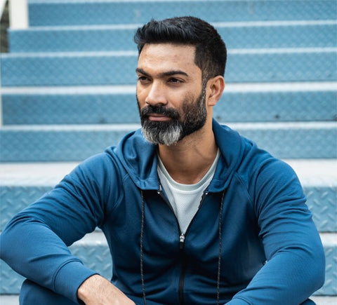 A beard grooming routine is not a difficult one, just a set of regular take-care practices along with some take-care products.