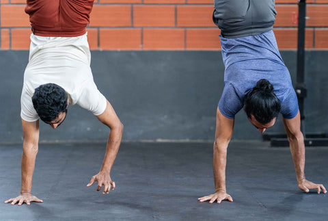 Group exercises are good to get started with fitness