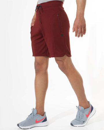 Zymrat moisture-wicking performance wear shorts