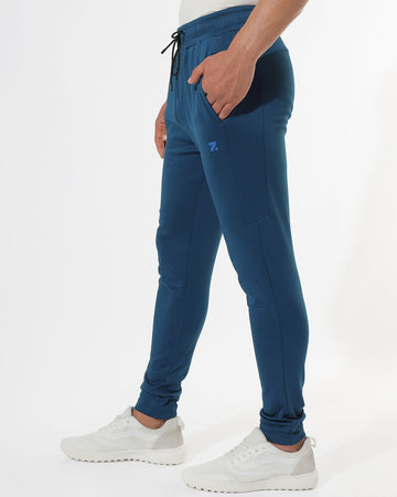 Zymrat blue moisture wicking pant