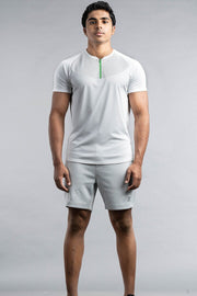 High Quality T-Shirt For Men With Zipper