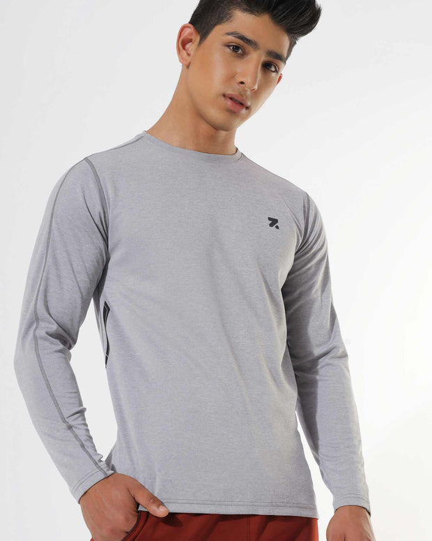 Zymrat light performance wear full sleeve t-shirt