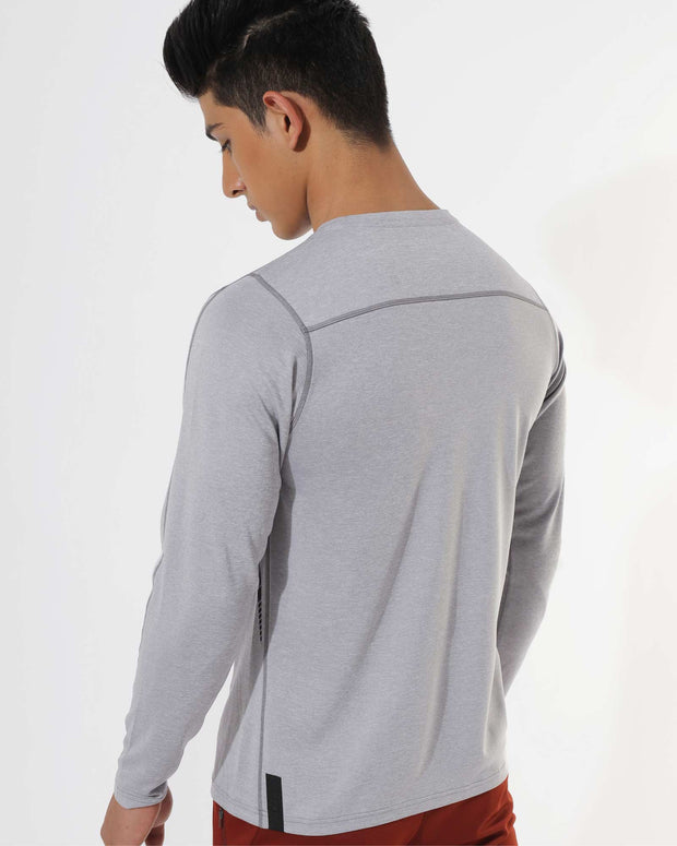 Zymrat breathable performance wear full sleeve t-shirt