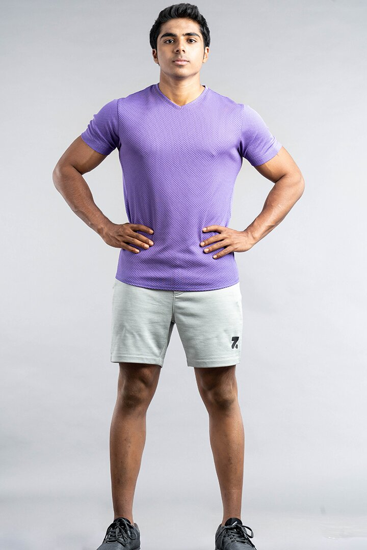 Premium Gym Shorts For Men With Soft Fabric